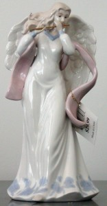 Angel with Pink Shawl