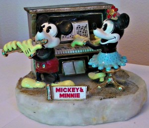 Mickey and Minnie duet