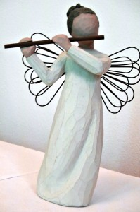 Angel of Harmony by Willow Tree