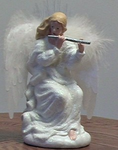 Angel Flutist